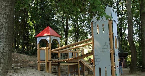 Spielplatz im Märchenwald Altenberg