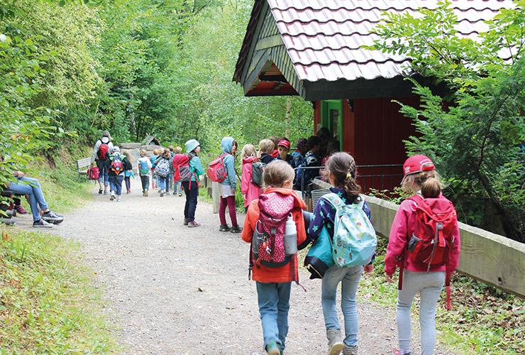 Angebote für Kindergruppen