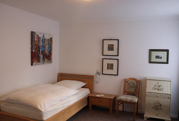 Hotelzimmer im Märchenwald Altenberg